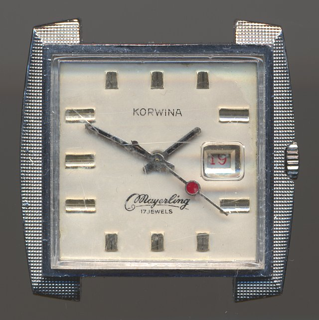 Korwina Mayerling Herrenuhr